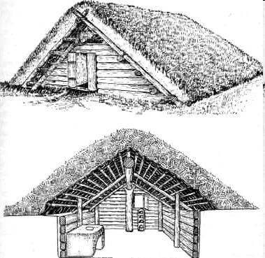 Славянское жилище